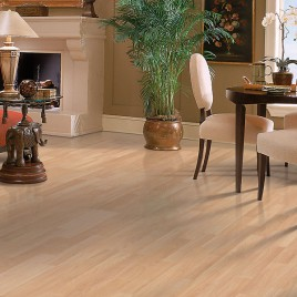 Mohawk Laminate Texture Natural Maple Strip Carrolton