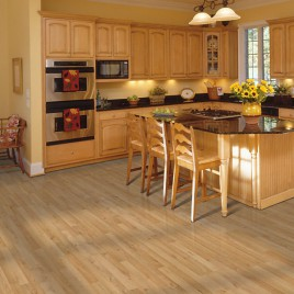 Mohawk Laminate Texture Wheat Oak Strip Carrolton